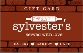 Sylvester's Gift Cards